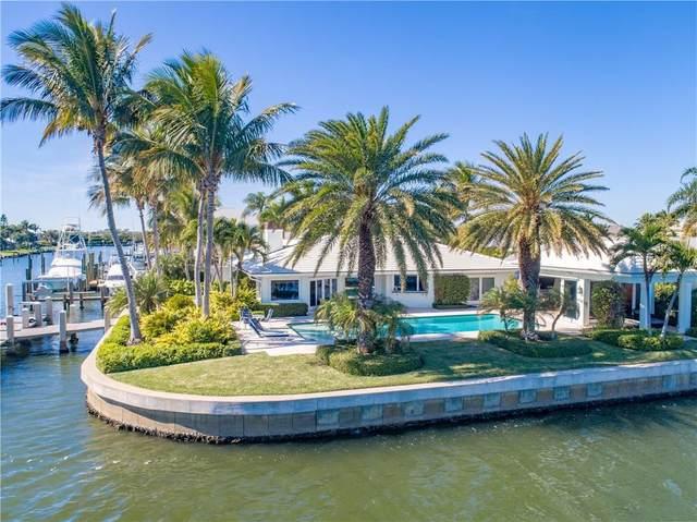3 Seahorse Lane, Vero Beach, FL 32960 (MLS #229205) :: Team Provancher   Dale Sorensen Real Estate