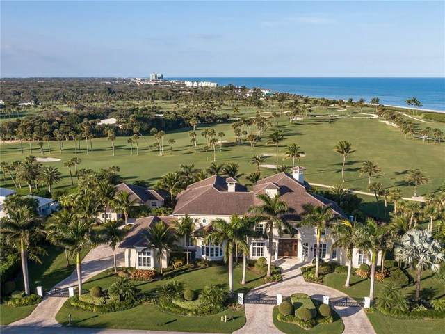 991 Greenway Lane, Vero Beach, FL 32963 (MLS #229346) :: Team Provancher | Dale Sorensen Real Estate