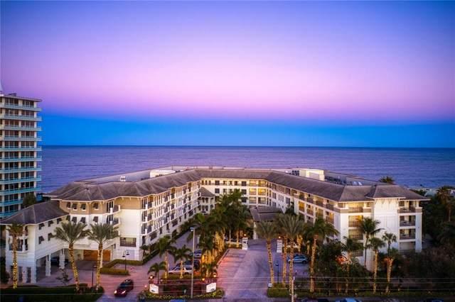 3500 Ocean Drive #422, Vero Beach, FL 32963 (MLS #229560) :: Team Provancher   Dale Sorensen Real Estate