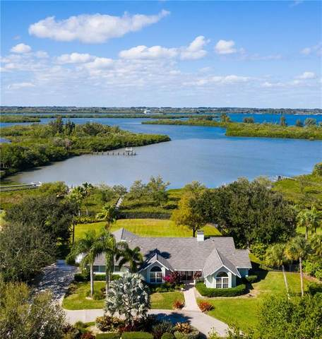 8545 Seacrest Drive, Vero Beach, FL 32963 (MLS #229834) :: Team Provancher | Dale Sorensen Real Estate