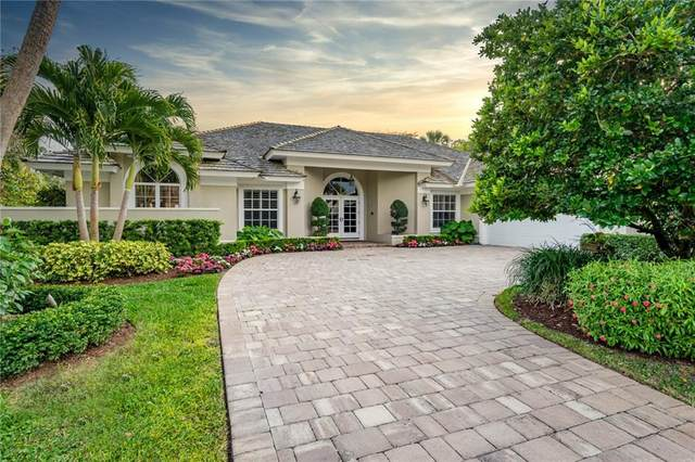 1833 E Sandpointe Lane, Vero Beach, FL 32963 (MLS #229886) :: Team Provancher | Dale Sorensen Real Estate