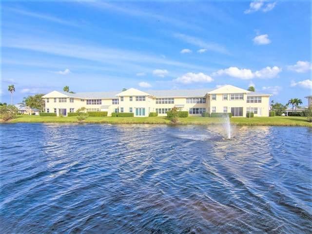 605 W Lake Jasmine Circle #108, Vero Beach, FL 32962 (MLS #229918) :: Billero & Billero Properties