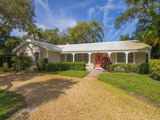 615 Eugenia Road, Vero Beach, FL 32963 (MLS #229955) :: Team Provancher | Dale Sorensen Real Estate