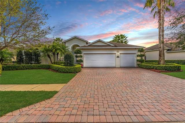 4140 Abington Woods Circle, Vero Beach, FL 32967 (MLS #230306) :: Team Provancher | Dale Sorensen Real Estate