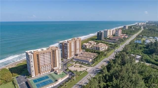 4160 N Hwy A1a #703, Hutchinson Island, FL 34949 (MLS #230730) :: Team Provancher | Dale Sorensen Real Estate