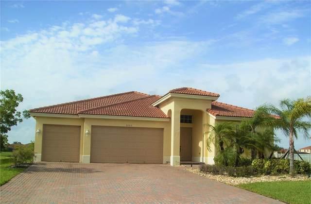 5105 Sapphire Lane, Vero Beach, FL 32968 (MLS #230769) :: Team Provancher | Dale Sorensen Real Estate