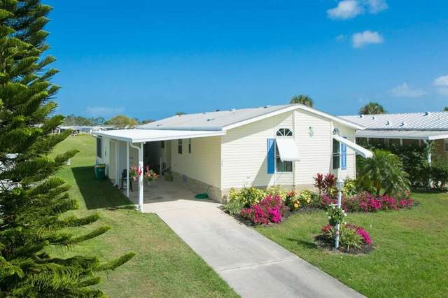 1208 Barefoot Circle, Barefoot Bay, FL 32976 (MLS #231111) :: Team Provancher | Dale Sorensen Real Estate