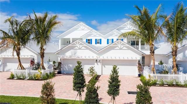 110 Strand Drive, Vero Beach, FL 32963 (MLS #231280) :: Dale Sorensen Real Estate