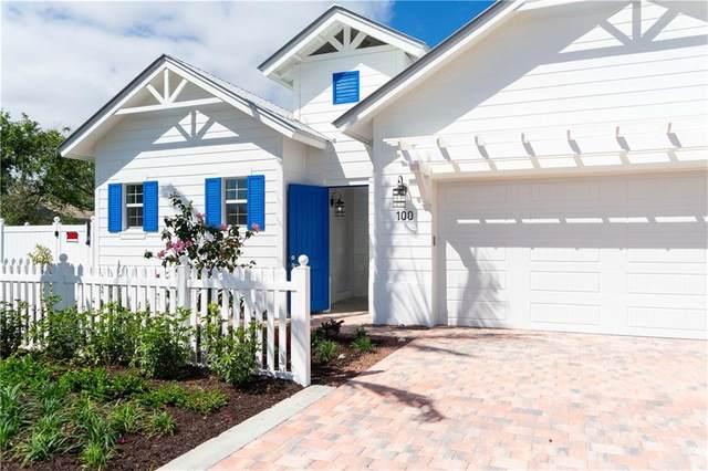 130 Strand Drive, Vero Beach, FL 32963 (MLS #231284) :: Team Provancher | Dale Sorensen Real Estate