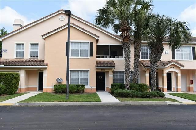 2534 57th Circle #2354, Vero Beach, FL 32966 (MLS #231345) :: Team Provancher | Dale Sorensen Real Estate