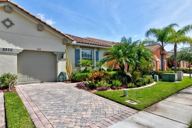 6370 Oxford Circle 104D, Vero Beach, FL 32966 (MLS #231407) :: Billero & Billero Properties