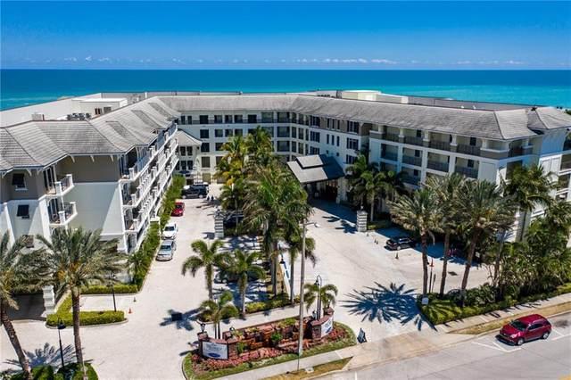 3500 Ocean Drive #106, Vero Beach, FL 32963 (MLS #231412) :: Team Provancher | Dale Sorensen Real Estate