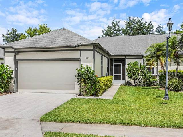1972 Westhampton Court, Vero Beach, FL 32966 (MLS #232359) :: Team Provancher | Dale Sorensen Real Estate