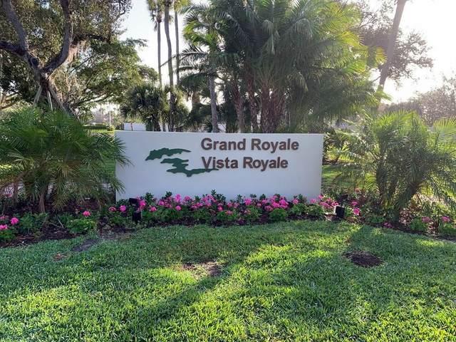12 Vista Palm Lane #107, Vero Beach, FL 32962 (MLS #232451) :: Team Provancher | Dale Sorensen Real Estate