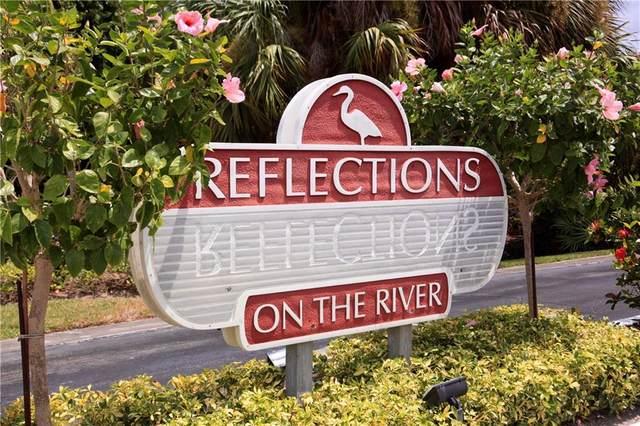 6175 S Mirror Lake Drive #204, Sebastian, FL 32958 (MLS #232614) :: Team Provancher | Dale Sorensen Real Estate