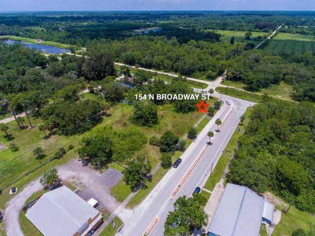 154 N Broadway Street, Fellsmere, FL 32948 (MLS #233129) :: Team Provancher   Dale Sorensen Real Estate