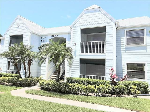 1135 3rd Avenue #102, Vero Beach, FL 32960 (MLS #233235) :: Team Provancher | Dale Sorensen Real Estate