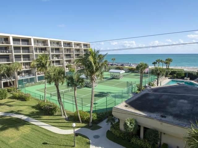 3939 Ocean Drive 407C, Vero Beach, FL 32963 (MLS #233861) :: Billero & Billero Properties
