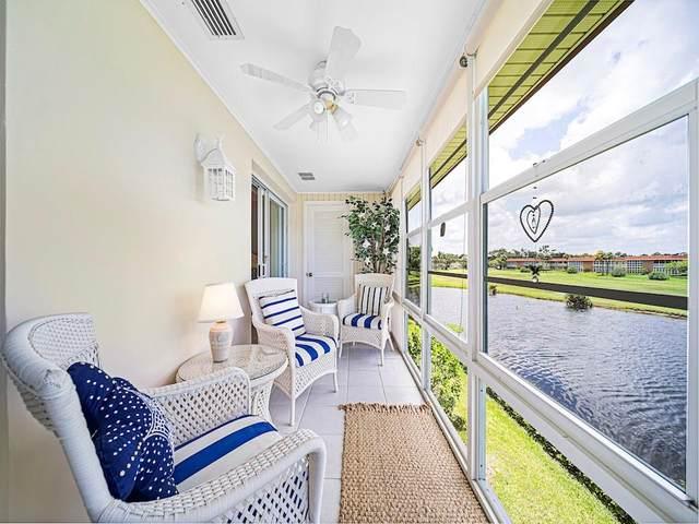 77 Royal Oak Drive #206, Vero Beach, FL 32962 (MLS #233981) :: Billero & Billero Properties