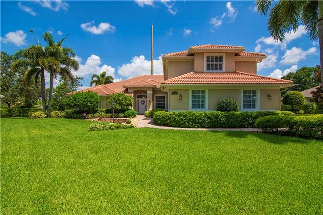 5220 Rosewood Lane, Vero Beach, FL 32966 (MLS #233993) :: Team Provancher | Dale Sorensen Real Estate