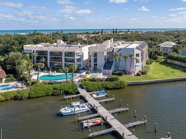 5101 Highway A1a #207, Vero Beach, FL 32963 (MLS #234075) :: Team Provancher   Dale Sorensen Real Estate