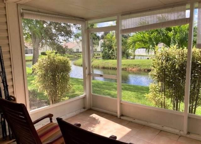 1927 Aynsley Way #1, Vero Beach, FL 32966 (MLS #234111) :: Team Provancher | Dale Sorensen Real Estate