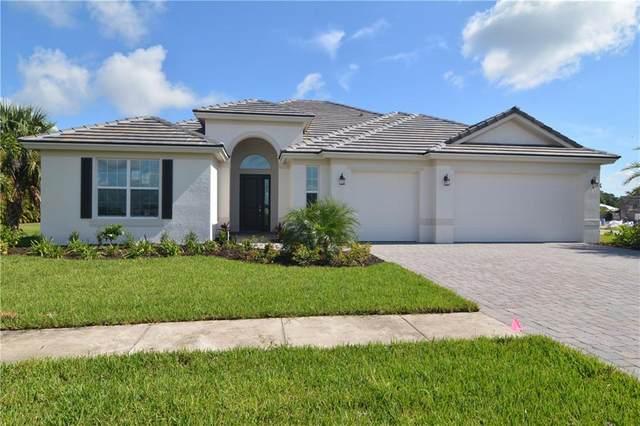 580 Caroline Drive, Vero Beach, FL 32968 (MLS #234389) :: Team Provancher | Dale Sorensen Real Estate