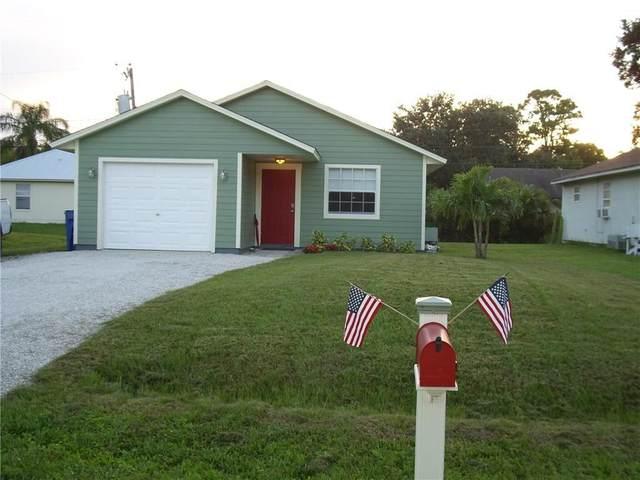1445 SW 20 Court SW, Vero Beach, FL 32962 (MLS #234444) :: Team Provancher | Dale Sorensen Real Estate