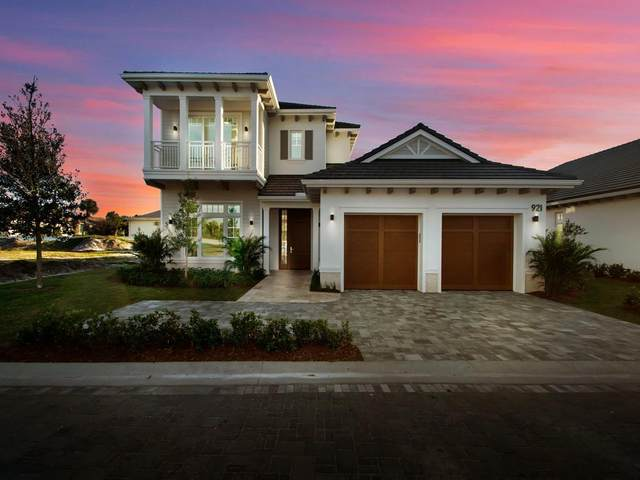 921 Surfsedge Way, Indian River Shores, FL 32963 (MLS #234508) :: Billero & Billero Properties