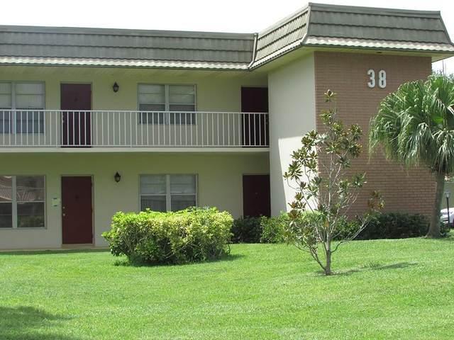 38 Vista Gardens Trail #102, Vero Beach, FL 32962 (MLS #235142) :: Team Provancher   Dale Sorensen Real Estate