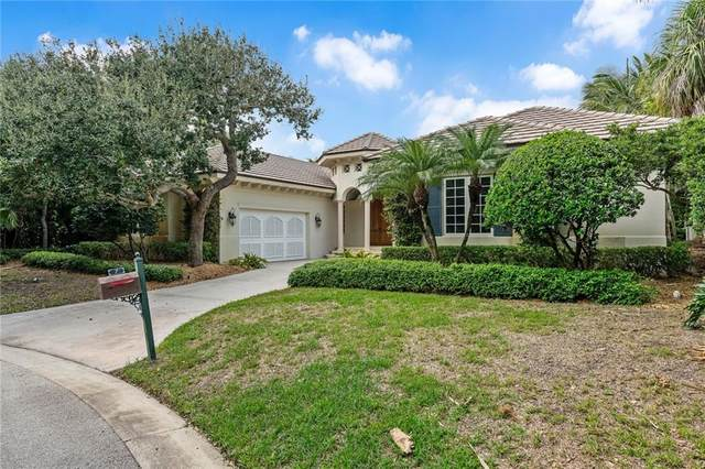 7 Beachside Drive, Indian River Shores, FL 32963 (MLS #235495) :: Team Provancher | Dale Sorensen Real Estate