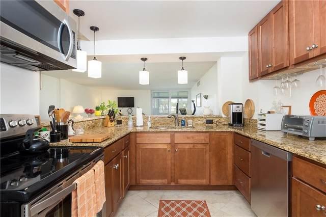 4601 Highway A1a 105 #105, Vero Beach, FL 32963 (MLS #235568) :: Billero & Billero Properties