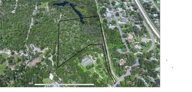 9801 Fleming Grant Road, Micco, FL 32949 (MLS #235606) :: Billero & Billero Properties