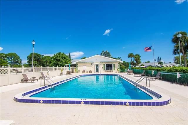 902 Savannas Point Drive A, Fort Pierce, FL 34982 (MLS #235754) :: Team Provancher | Dale Sorensen Real Estate