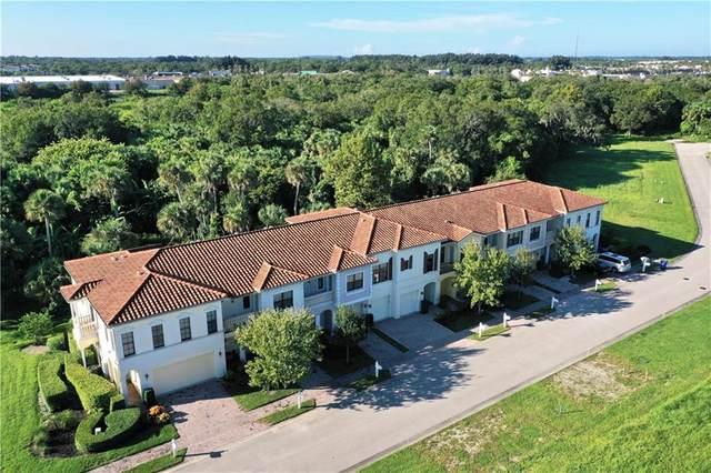 6095 Bella Rosa Lane #105, Vero Beach, FL 32966 (MLS #236269) :: Team Provancher | Dale Sorensen Real Estate