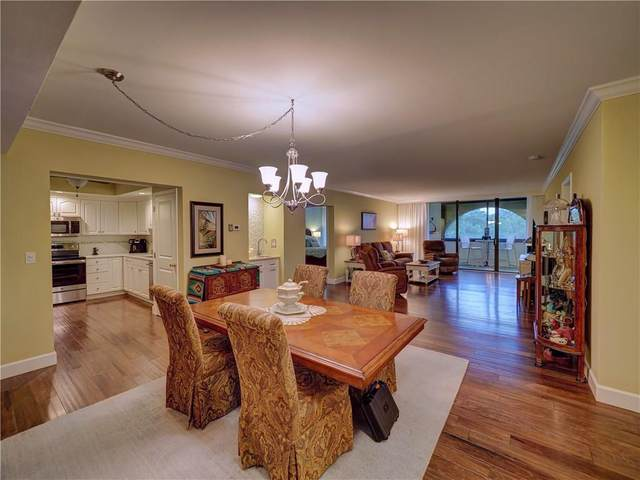 5601 Highway A1a S302, Indian River Shores, FL 32963 (MLS #236283) :: Team Provancher | Dale Sorensen Real Estate