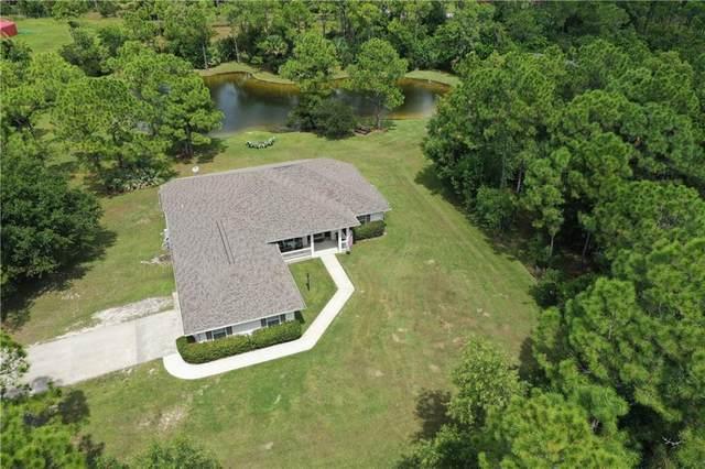 13400 79th Street, Fellsmere, FL 32948 (MLS #236308) :: Team Provancher | Dale Sorensen Real Estate