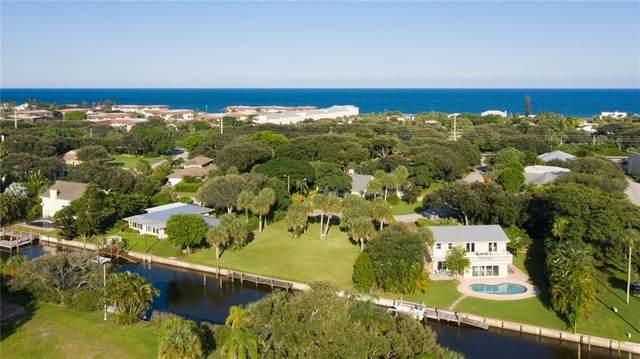 848 Seminole Lane, Vero Beach, FL 32963 (MLS #236526) :: Billero & Billero Properties