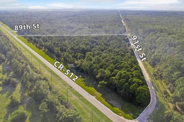 0 91st Street Street, Fellsmere, FL 32948 (MLS #236696) :: Team Provancher | Dale Sorensen Real Estate