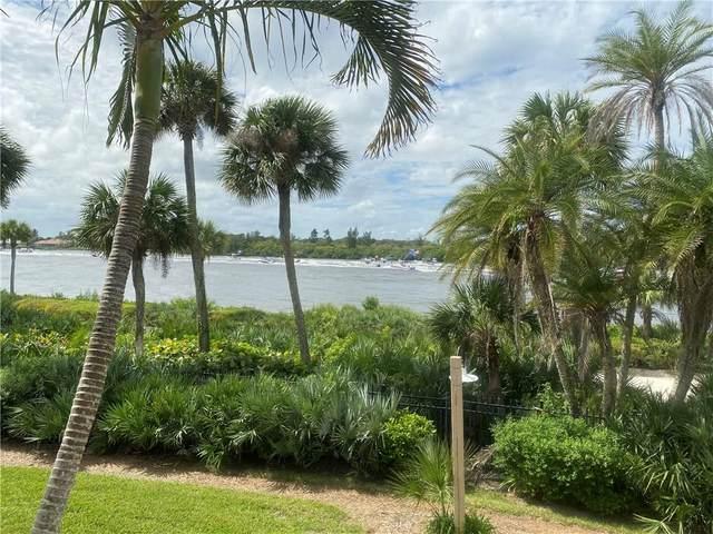 8725 Lakeside Boulevard #308, Vero Beach, FL 32963 (#237172) :: The Reynolds Team/ONE Sotheby's International Realty
