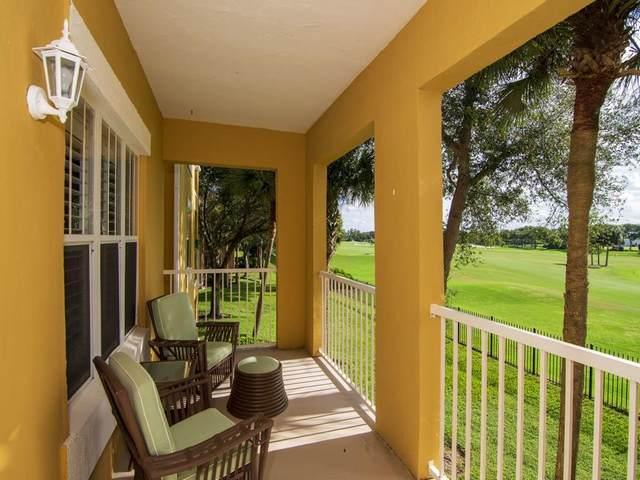 5045 Fairways Circle D203, Vero Beach, FL 32967 (MLS #237337) :: Team Provancher | Dale Sorensen Real Estate