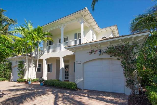 6520 Martinique Way, Vero Beach, FL 32967 (MLS #237657) :: Team Provancher | Dale Sorensen Real Estate