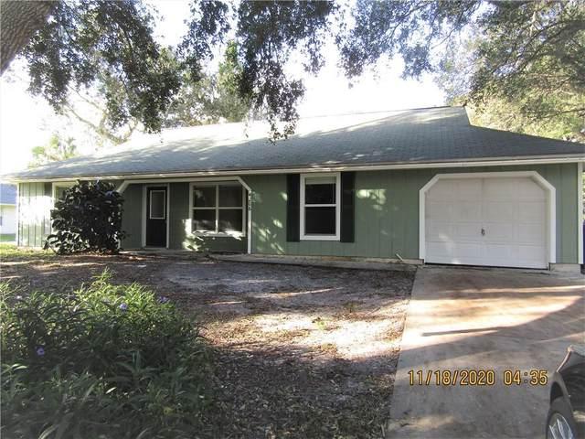 4206 11th Street, Vero Beach, FL 32960 (MLS #238724) :: Team Provancher   Dale Sorensen Real Estate