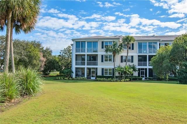 4775 S Harbor Drive #208, Vero Beach, FL 32967 (MLS #238790) :: Team Provancher | Dale Sorensen Real Estate