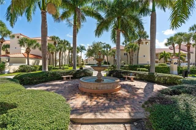5065 Harmony Circle #104, Vero Beach, FL 32967 (MLS #239077) :: Team Provancher | Dale Sorensen Real Estate