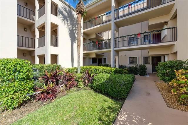 6165 S Mirror Lake Drive #103, Sebastian, FL 32958 (MLS #239203) :: Team Provancher | Dale Sorensen Real Estate