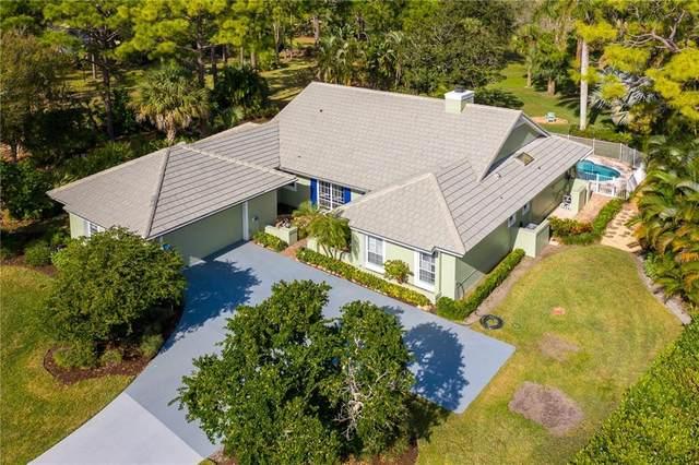 5740 Turnberry Lane, Vero Beach, FL 32967 (MLS #239894) :: Team Provancher | Dale Sorensen Real Estate