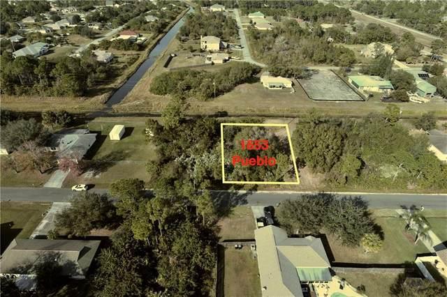 1653 Pueblo Street, Palm Bay, FL 32909 (MLS #239985) :: Team Provancher | Dale Sorensen Real Estate