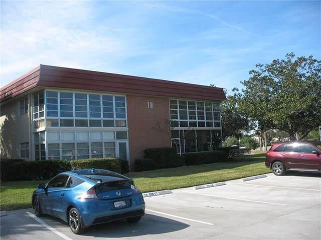 78 Royal Oak Drive #104, Vero Beach, FL 32962 (MLS #240248) :: Team Provancher | Dale Sorensen Real Estate