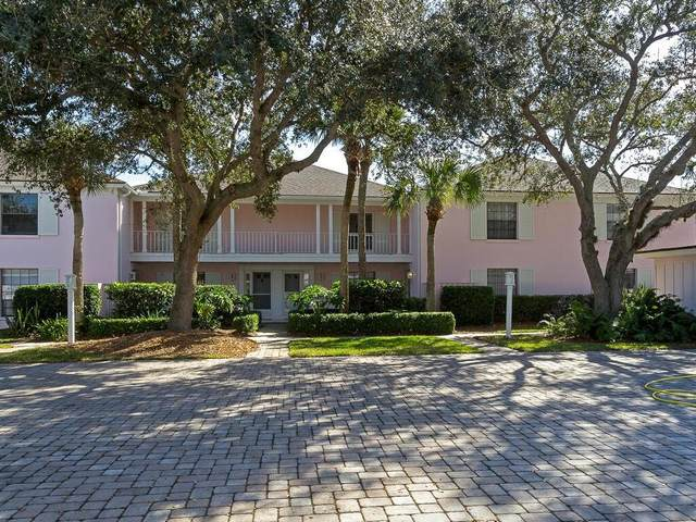 300 Harbour Drive 205B, Vero Beach, FL 32963 (MLS #240292) :: Billero & Billero Properties